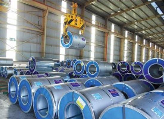 Áp dụng công nghệ quản lý mã vạch vào sản xuất sản phẩm thép