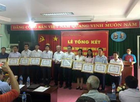 CÔNG TY TÔN PHƯƠNG NAM HƯỞNG ỨNG THÁNG HÀNH ĐỘNG AN TOÀN VỆ SINH LAO ĐỘNG LẦN II - NĂM 2018