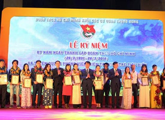 Tuổi trẻ Công ty Tôn Phương Nam kỷ niệm 87 năm ngày thành lập Đoàn TNCS Hồ Chí Minh