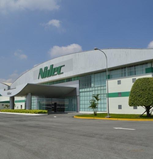 Nhà xưởng Nidec Copal Precision Việt Nam